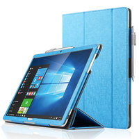 Caso Para Huawei MateBook E Inteligente Capa Protetora de Couro Falso W29 Matebook e 12 polegada BL-W09 W19 Tablet Protetor Manga cobre