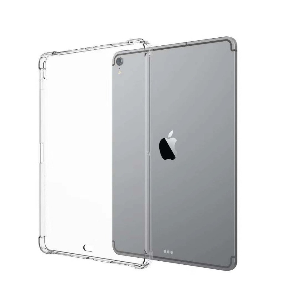 Image 5 - Clear Transparent Silicon TPU Case For iPad Pro 11Inch Cover Case For iPad Pro Case Slim Tablet Cover For iPad pro 11 inch-in Tablets & e-Books Case from Computer & Office