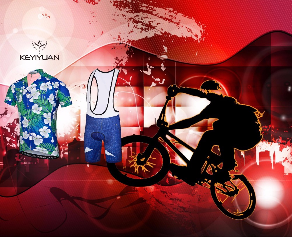 KE YIYUAN COOL Bikes MTB Cycling cycling Cycling sets cycling summer shirt Cycling Jersey Set