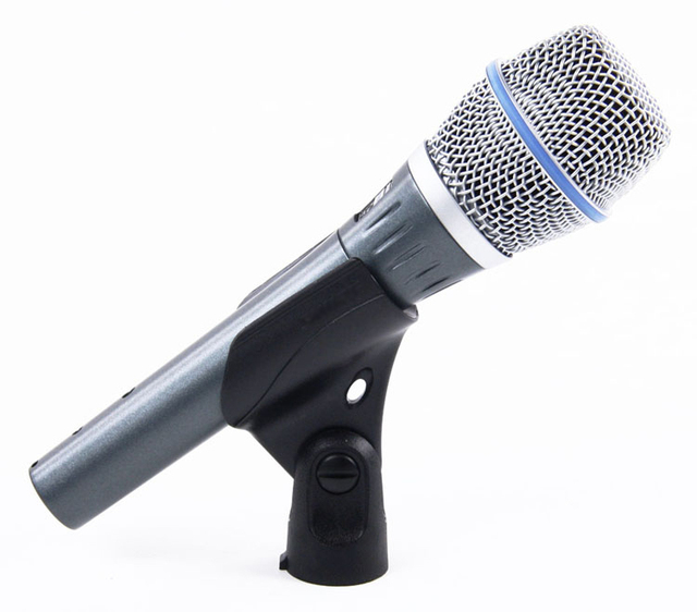 Top Quality BETA87A !! Beta 87A Supercardioid Vocal Microphone With Amazing Sound microphone for karaoke