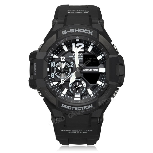 f102966d3a5 CASIO WATCH g-shock Men s Watch Clock LED Sports Quartz Wrist Watch  Shockproof waterproof cool relogio Multifunction GA-1100-1A
