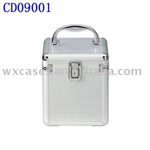 Wholesale - -hot!!!supply aluminum DVD case,free shipping