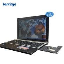 С DVD-RW 4 г ОЗУ 750 г HDD расширяемый жёсткий диск 15.6 дюймов ноутбук Intel Celeron J1900 2.0 ГГц камеры
