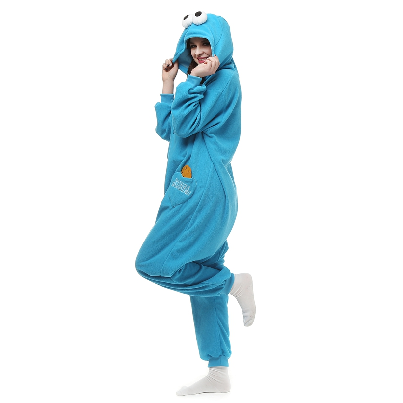 Adults-Polar-Fleece-Kigurumi-Cookie-Monster-Cosplay-Costume-Animal-Onesie-Pajamas-Halloween-Carnival-Masquerade-Party-Jumpsuit (1)