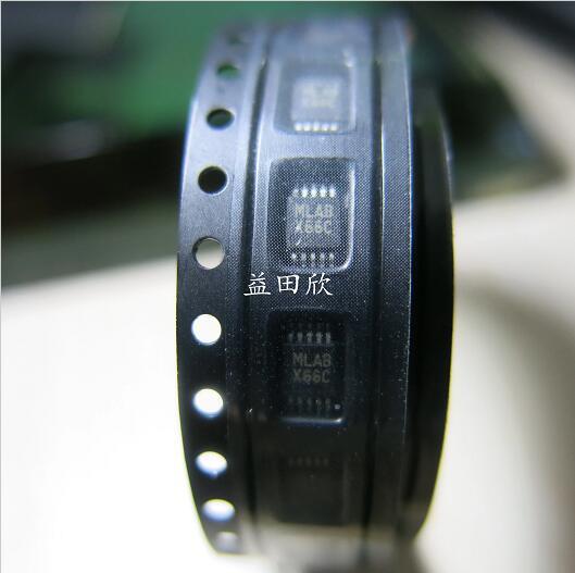 10pcs/lot  DAC124S085CIMM MSOP-10 X66C