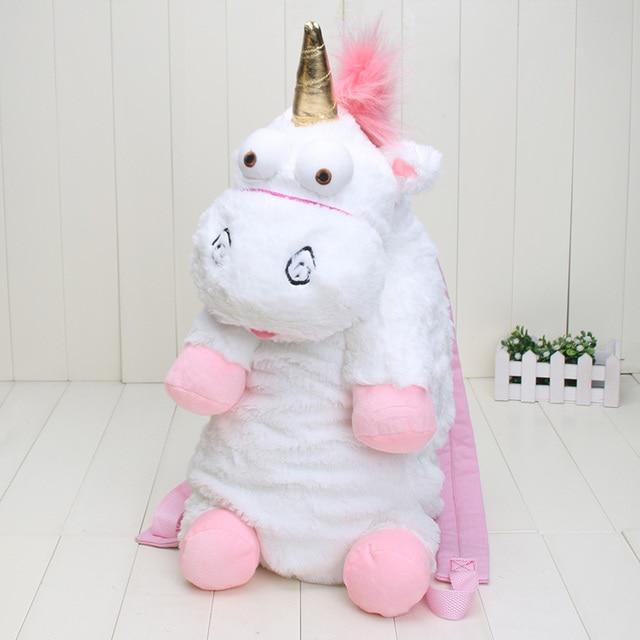 40 57cm Unicorn Backpack Unicorn Bag Plush Unicorns Toy Backpack