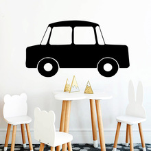 Classic car Wall Sticker Home Decor Decoration Removable Wall Sticker Bedroom Nursery Decoration Kids Room Mural adesivi murali цена