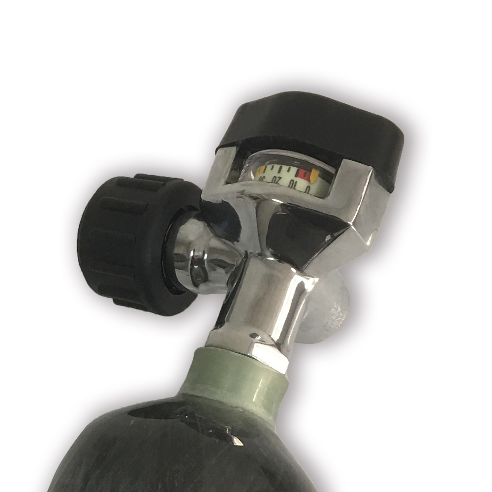 Image 4 - AC921 Compressed Air Paintball Tank/Cylinder Use Black Valve for Hunting/CO2 Accessories/Tank Refill Airgun Gauge AC921 Aceccare-in Paintball Accessories from Sports & Entertainment