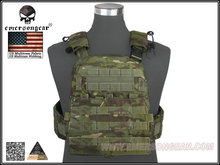 Emerson cpスタイルアダプティブベストヘビーバージョン戦闘エアガンベストマルチカム熱帯EM7397MCTP