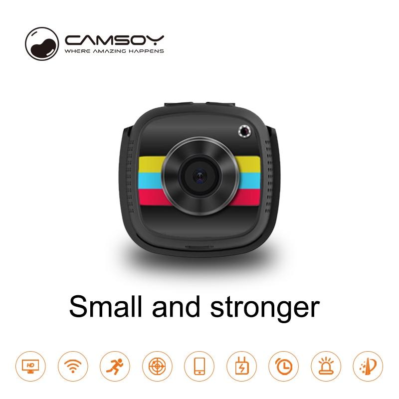 Mini cámara HD 720 P WIFI cámara de visión nocturna Mini videocámara acción DV Video grabadora de voz Micro cámaras SD tarjeta de N30D - 2