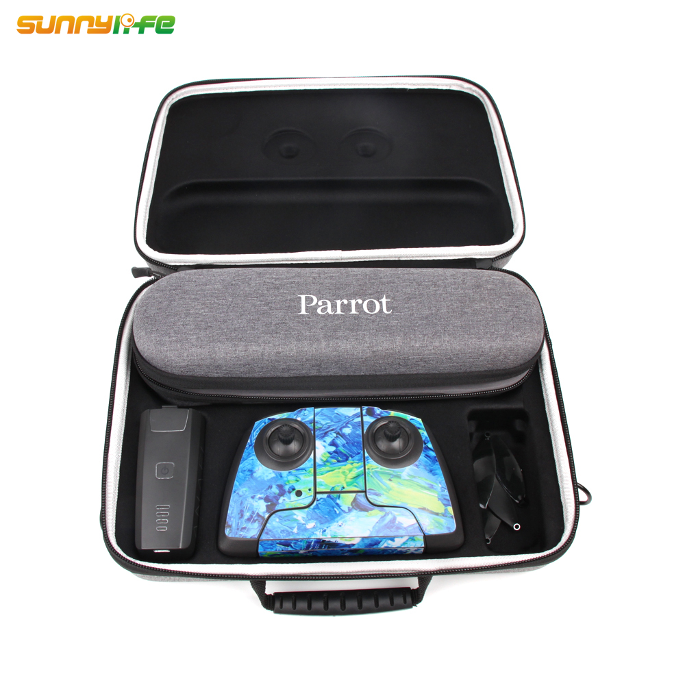Carrying Case Suitcase Storage Bag for Parrot ANAFI Drone|Drone Bags| |  - title=