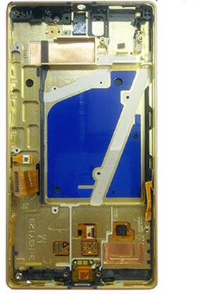 Подробнее о Gold color For Nokia Lumia 930 N930 Lcd Display Screen+Touch Panel Glass Digitizer +Frame Assembly replacement free shipping replacement repair part 5 inch for nokia lumia 930 lcd display with touch screen digitizer 1 piece free shipping