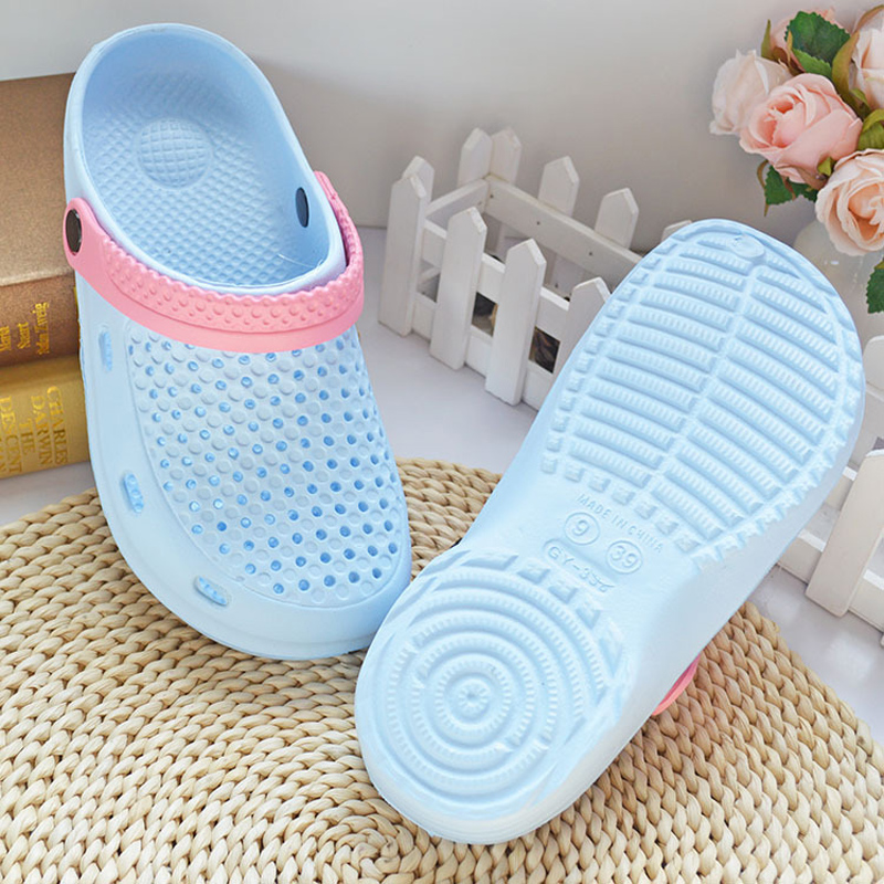 e7967f264 Summer Kind Used Empty Shoes Ventilation Waterproof Jelly Shoes Plastic  Sandalias Mujer Plataforma Women Beach Shoes-in Women s Sandals from Shoes  on ...
