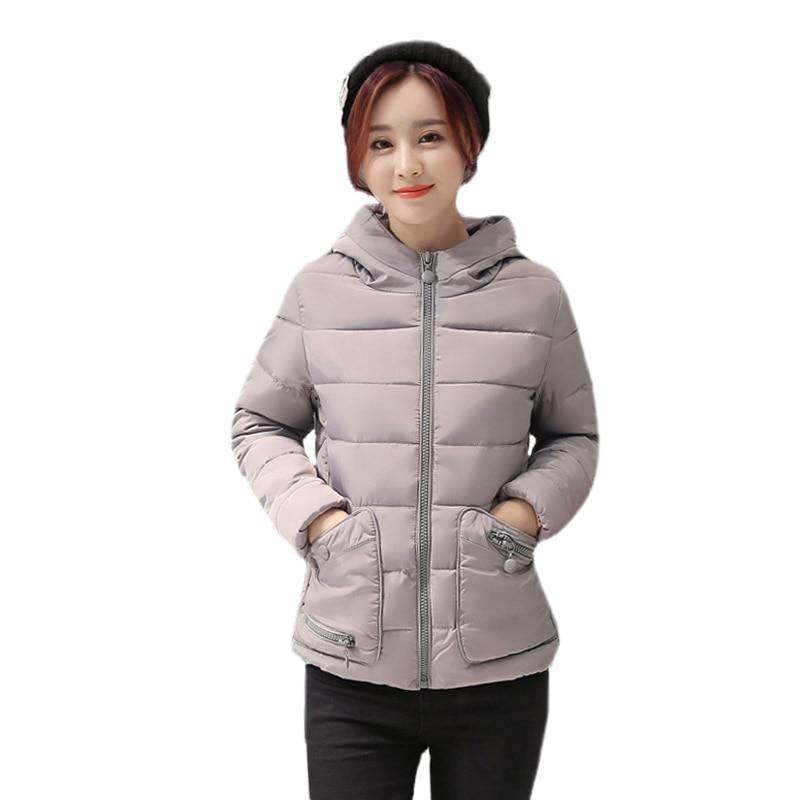 ФОТО k'raifls 2017 NEW Women Coat Fashion Autumn Winter Female Down Jacket Women Parkas Casual Jackets Inverno Parka Wadded plus size