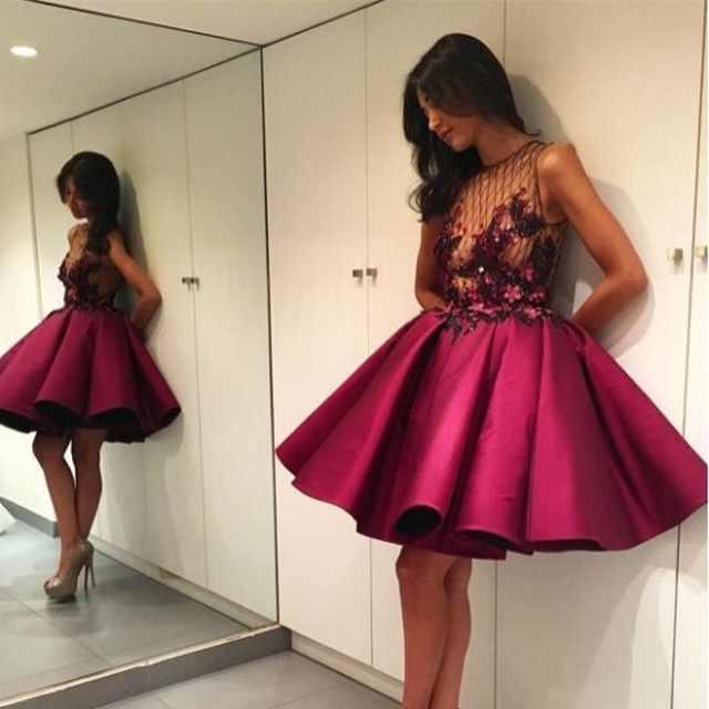 b67d646b453ef Detail Feedback Questions about vestidos de gala Dusty Pink Prom ...