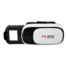 Private Virtual Reality Glasses Headset 3D VR DIY Movie Game with Head Mount Headband Bluetooth 3 RC Universal for Smart Phones