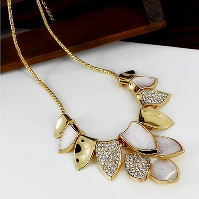 TUKER Hot Sale Fashion Ncklace Jewelry Zs