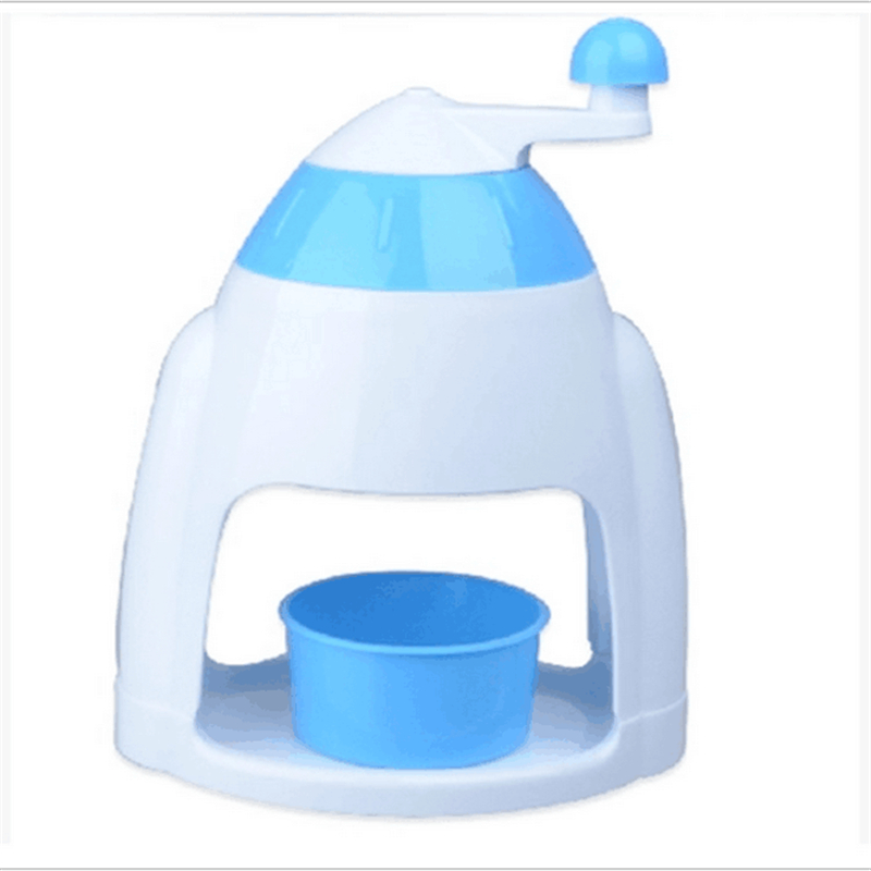 Mini Snow Manual Crushed Ice Machine Ice Crusher Ice Shaver Machine Snow Cone Maker Food Grade Household Manual Ice Crusher jiqi household snow cone ice crusher fruit juicer mixer ice block making machines kitchen tools maker