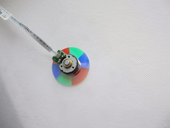 DLP Projector Replacement Color Wheel For Benq MS524 MX522P MS525 MX525 MX570