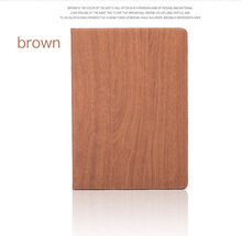 Faux Leather Case For iPad mini 4 Cases Wooden Tablet Cover Stand Cases for Apple Protective Shell smart Sleep/Wake Up coque case for apple ipad air 2 cases stand smart cover faux protector leather for apple ipad6 tablet case 9 7 inch protective covers