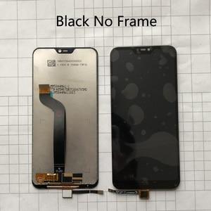 """Image 4 - 5,84 """"AAA Qualität LCD + Rahmen Für Xiao mi mi A2 Lite LCD Display + Touch Screen Digitizer Montage für Xiao mi Red mi 6 Pro LCD Ersetzen"""