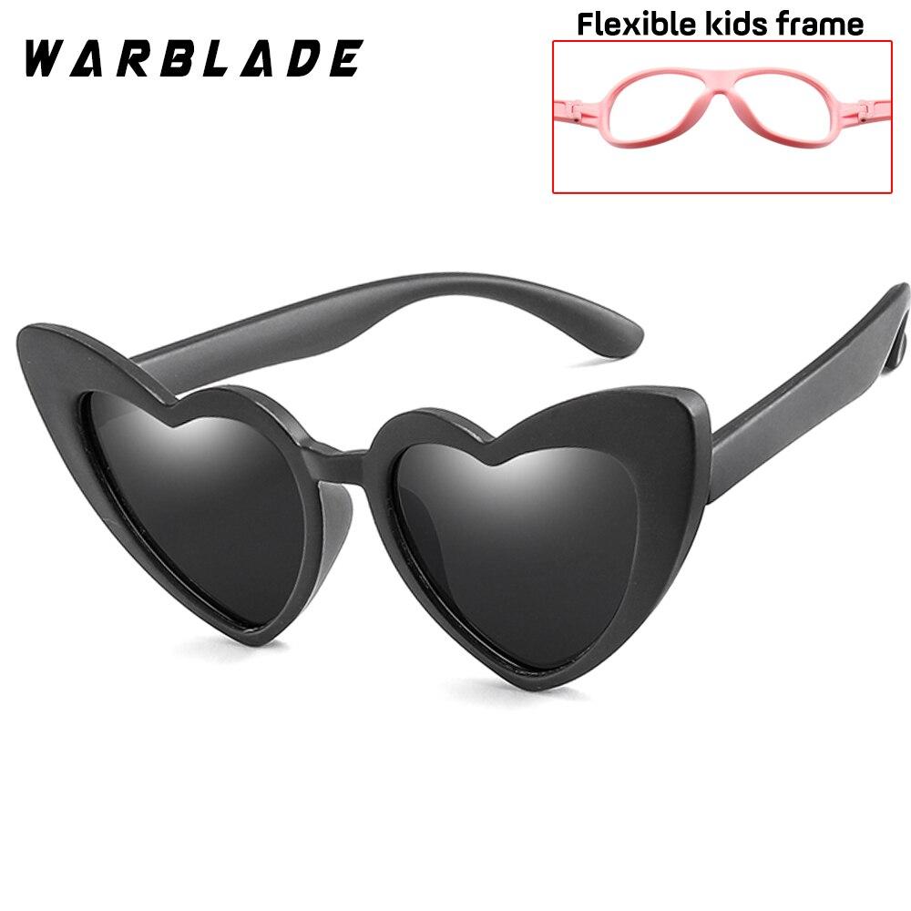 Kids Girls Boys Anti UV Bow Glasses Sunglasses Cartoon Heart Glasses Fashion YN