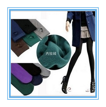 Autumn Winter Women Solid Color Tights Velvet Lady Warm Tights Women Fashion Thicken Warm Pantyhose Lady