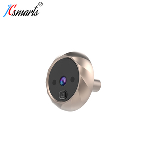 Image 4 - Smart Elektronische deurbel Kamera Video Guckloch Auf Tür Mirilla Digitale Puerta Tür Viewer Mit IR Leds
