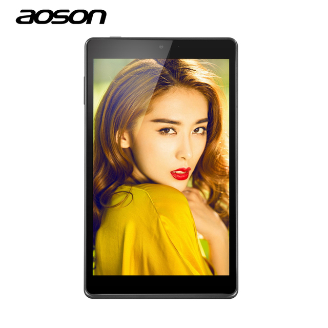 New Aoson M812 Tablet 8 inch 1280*800 HD IPS Allwinner Quad Core Android 5.1 Wifi Tablet PC 1GB RAM 16GB ROM 2MP+5MP camera