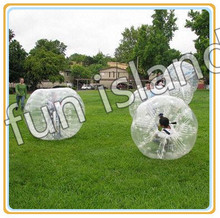 Free shipping top quality inflatable crazy loopy  balls, crazy body ball, inflatable bubble soccer