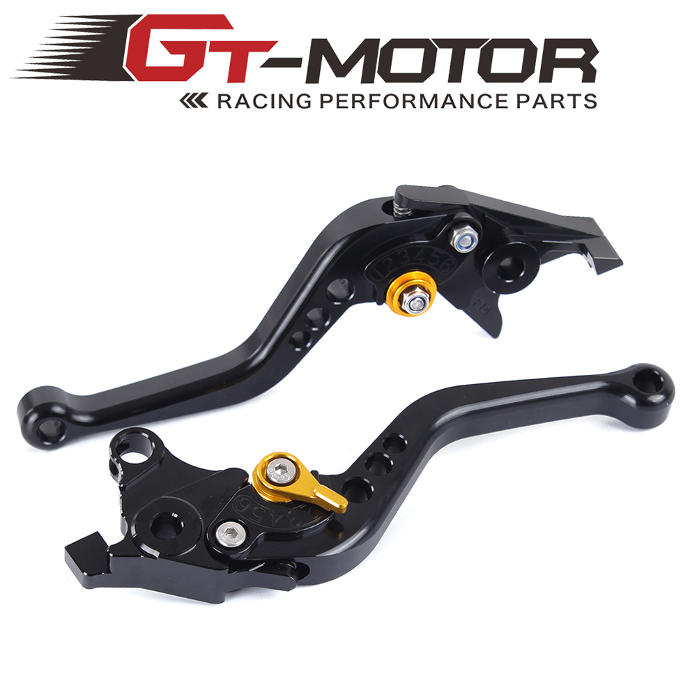 GT Motor - F-14 S-14 Motorcycle Brake Clutch Levers For SUZUKI Bandit 650 Bandit 1200 Bandit 1250/S GSX1250F/SA rockbros ultralight bicycle helmet cycling helmet integrally molded road bike helmet capacete casco ciclismo 256g 57 62cm 5color