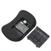 2021 New Product NEW Mini 2.4G 3 Color Backlit Wireless Touchpad Keyboard Air Mouse For PC Pad Android TV Box/X360/PS345
