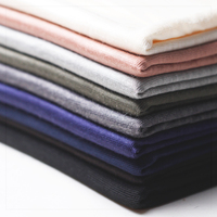 Pearlsilk made in Japanese knitted Linen colourful 100%Flax garment materials DIY summer T shirt clothes fabrics Freeshipping