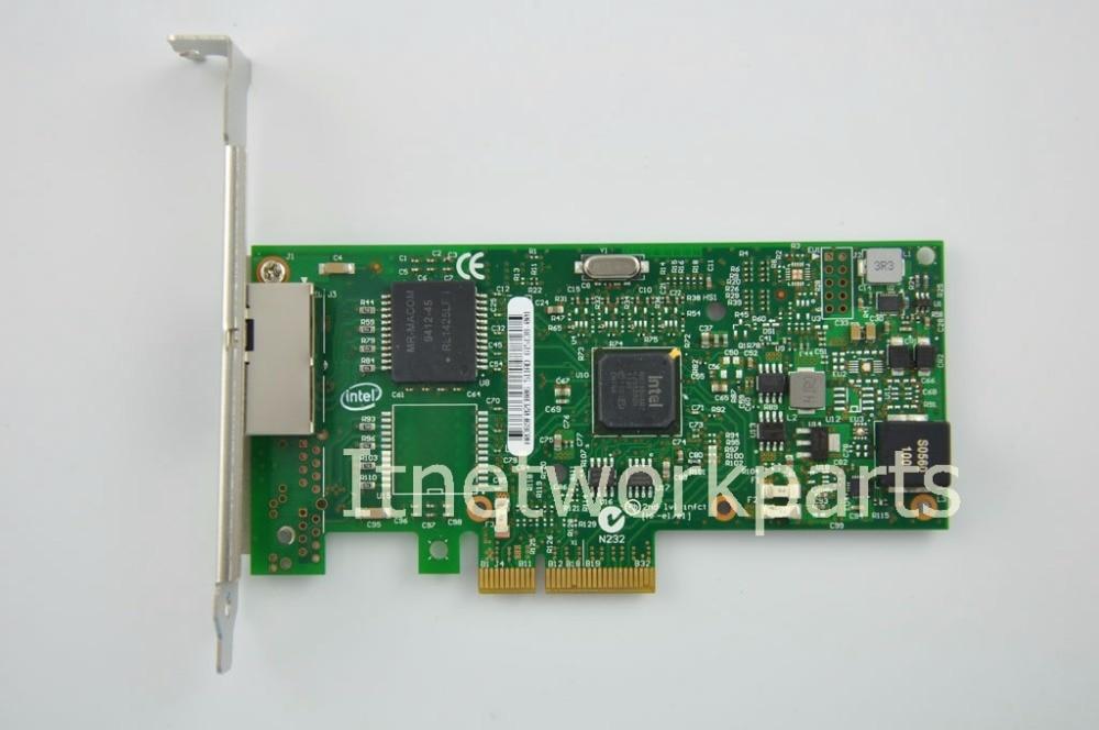 LODFIBER For  Intel I350-T2V2  I350T2V2BLK Dual-Port Gigabit Ethernet Server Adapter