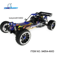 RC CAR HSP BAJA 1 5 Scale 30CC Gas Off Road Buggy 4WD System 2 4G