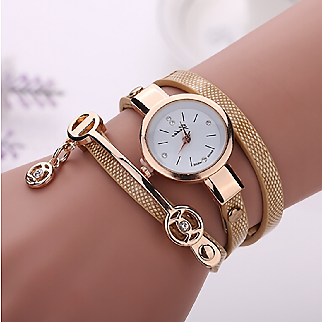 Lady Wristwatches New Fashion Summer Style Watch Leather Casual Bracelet Watch Wristwatch Women Watches Montre Femme Watch все цены