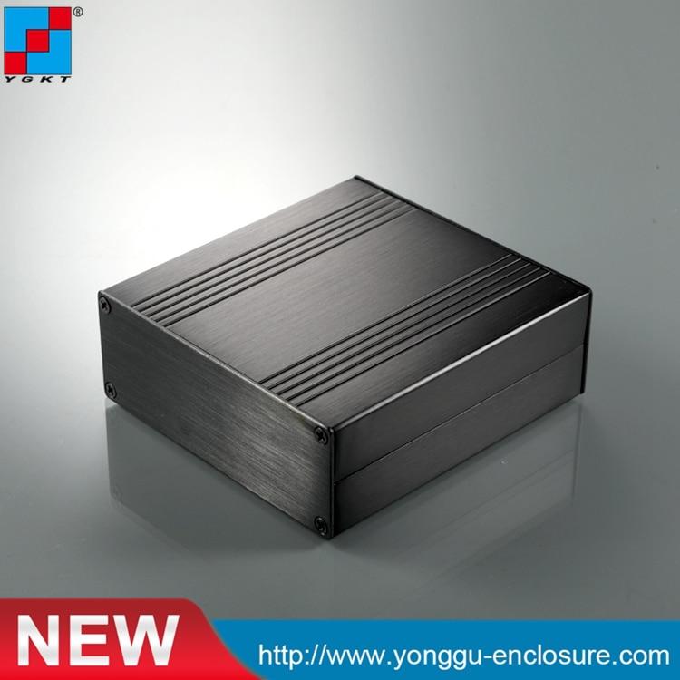 106*40-110 mm (wxhxl) electronic housing aluminum box case extrusion profile aluminum enclosures 1 piece free shipping aluminum waterproof case box 78x94x128mm case housing electronics aluminium extrusion