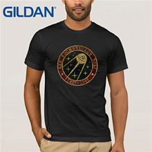 Gildan Brand Russia CCCP SPUTNIK ROUND BADGE V01 Space Exploration Program T-Shirt Summer Mens Short Sleeve