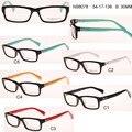 2016 nuevo diseño moda Vintage gafas mujeres hombres deportes ordenador ojo gafas marco óptico envío gratis