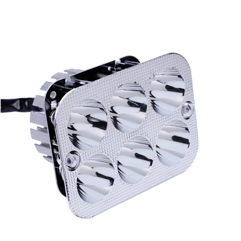 Apoyo EE Nueva linterna de la motocicleta DC12V ~ 80 V accesorios de motos motos