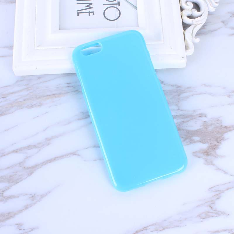 HTB1fZzAoYYI8KJjy0Faq6zAiVXaa - FREE SHIPING Candy Color TPU Rubber Silicone Soft Gloss Phone Cases Back Cover For iPhone 6 6s 7 8 Plus 5 5s SE X JKP387