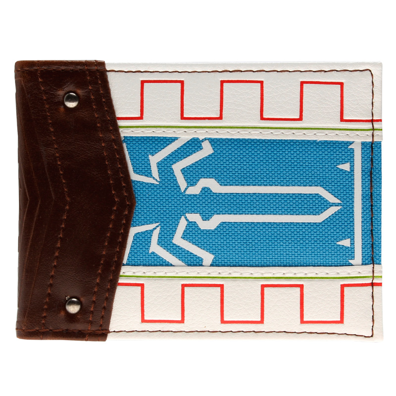Modest The Legend Of Zelda Wallet Women Purse Dft-2138 Quality First Men's Bags