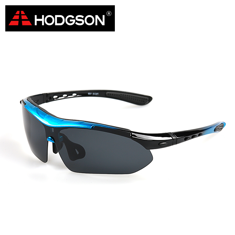 HODGSON 1012 2015 Detachable  Cycling Sunglasses Set  Brand Design Men's Outdoor Polarized Bicycle Glasses Sports Eyewear polisi brand new designed anti fog cycling glasses sports eyewear polarized glasses bicycle goggles bike sunglasses 5 lenses