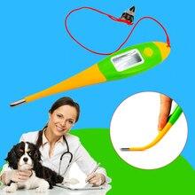 1 шт. цифровой термометр для домашних любимцев собак кошек Свиней Животных электронный термометр профессиональные медицинские инструменты ветеринарные принадлежности