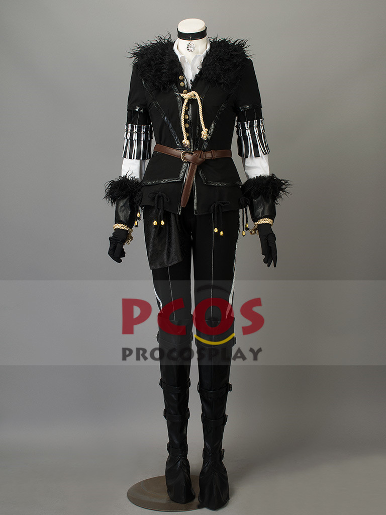 The Witcher 3: chasse sauvage Yennefer Costume Cosplay mp003786