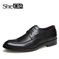 Italian Mens Shoes Fashion Black Brown Wine Red Men's Leather Shoes Pointed toe Classic Men Wedding Shoes Men Fashion Oxfords