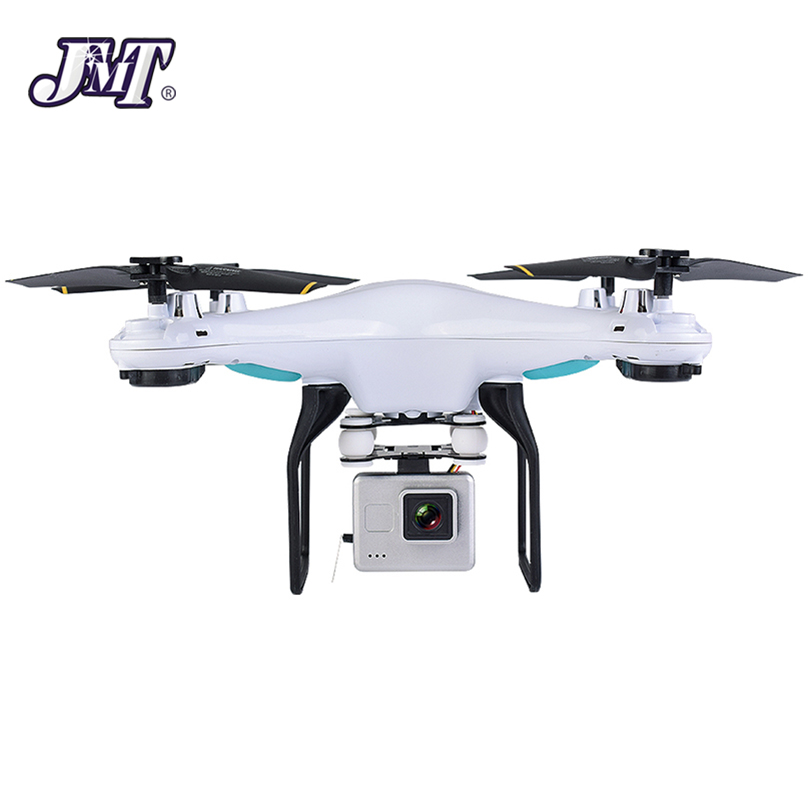 JMT SG600 RC Dron With HD Camera 2MP 0.3MP WIFI FPV Quadcopter Altitude Hold Headless Mode Quadcopter Helicopter Drone dron quadcopter with camera fpv rc helicopter aititude hold 2 4g wifi 6 axis gyro 2mp hd fpv quadcopter drone with camera hd