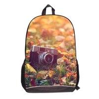 New design School bags girl image women flower pink rose children school bags casual travel mochila for girls vintage rucksack