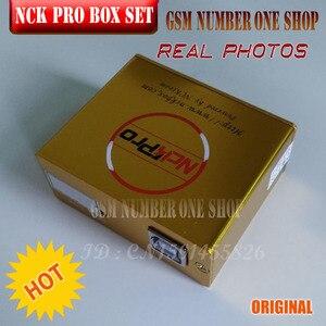 Image 4 - 2020 новейший оригинальный NCK Pro box NCK Pro 2 box (поддержка NCK + UMT 2 в 1) для huawei + 16 кабелей