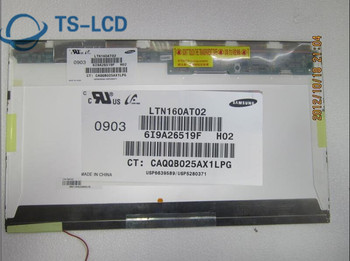 """testing perfect 16.0"""" inch Brand A+ LTN160AT02-H02 lcd panel 12 months warranty"""